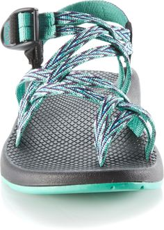 My new summer hiking shoes!   Color: Dagger. Chaco ZX/2 Yampa Sandals - Women's - REI.com