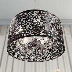 Awesome! Ornate Vine Ceiling Lamp #DotandBoDream