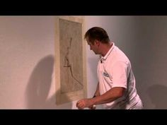 Trompe L'Oeil Sandstone - YouTube tutorial from Dulux Trade UK.. great British accent.... used this for Scenic Painting class as well.