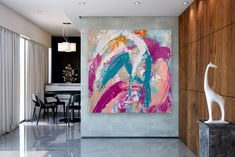 Items similar to Large Modern Wall Art Painting,Large Abstract Painting,acrylics paintings,bedroom wall art,large horizontal art on Etsy Contemporary Artwork, Modern Wall Art, Large Wall Art, Oversized Wall Decor, Oversized Canvas Art, Large Painting, Texture Painting, Abstract Wall Art, Abstract Paintings