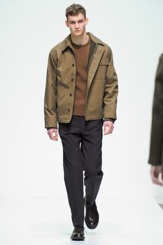 Margaret Howell Fall 2013 Menswear Fashion Show Collection