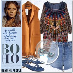 Boho by nerma10 on Polyvore featuring moda, T By Alexander Wang, Steffen Schraut, women's clothing, women's fashion, women, female, woman, misses and juniors
