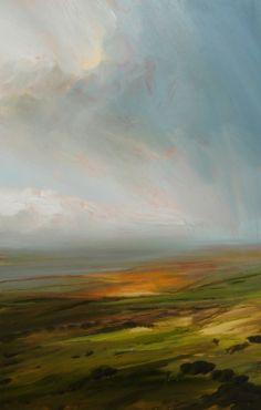 James Naughton - Field Glow