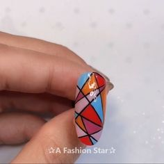 16 Best Nail Art – Nail Designs For 2019 – Mooie Nagels Nail Art Hacks, Gel Nail Art, Nail Art Diy, Diy Nails, Acrylic Nails, Nail Nail, Nail Art Designs Videos, Nail Design Video, Nail Art Videos