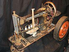 Bilderesultat for sewing machine tractor