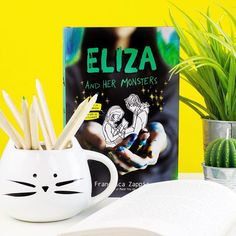 Looking for a new YA read to delve into? I post weekly book reviews on my blog. You can check them out by visiting the link in my bio!    #bookstagram #bookstack #bibliophile#bookreview #booksofinstagram#youngadult#yalit #bookblogger #yabooks #currentlyreading #elizaandhermonsters #ukya#books#bookworm#reading #bookblog#bookish#ilovereading #booklove#bookstack#ilovebooks #bookshelf #sundayshelfie #instabook