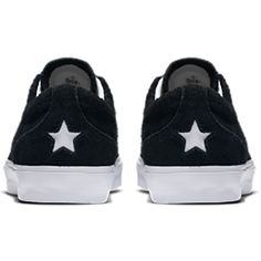 Converse Cons One Star CC Ox black/white/white - Footwear  | Manchester's Premier Skateboard Shop | NOTE Skate Shop Manchester