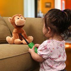 Hide and Seek Monkey