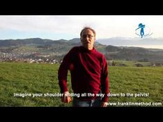 Exercises to relax your shoulders at Swiss Alps - Franklin Method