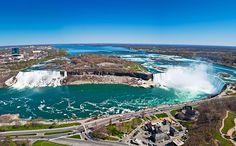 Amazing places to visit - #NiagaraFallsUSA