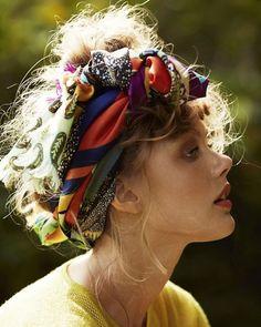 30 idées coiffures originales pour être stylé en festival | Glamour
