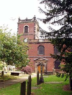 St John the Baptist, Knutsford, Cheshire, England