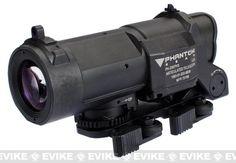 Phantom Advanced 1-4X Illuminated Reticle Rifle Scope