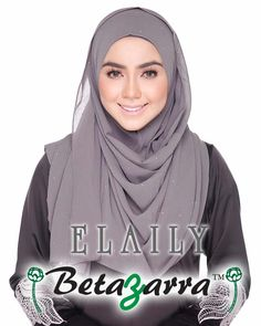 SEMI INSTANT ELAILY by betazarra. meterial : heavy chiffonRetail prize : RM 47WHOLESALE PRIZE 4 for RM 100 only*prize not include postage*   ship worldwide  do whatsapp me : 60137097252 (zarra)>> ssm registered <<