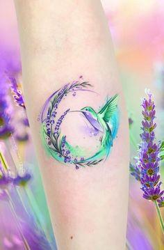Aquarell Kolibri Tattoo Tätowierer Adrian Bascur Ÿ # diy tattoo - diy tattoo images - diy t Dream Tattoos, Mom Tattoos, Sexy Tattoos, Body Art Tattoos, Tatoos, Famous Tattoos, Skull Tattoos, Popular Tattoos, Diy Tattoo