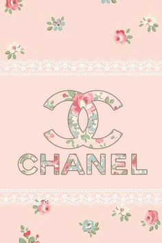 pink and girly Chanel.