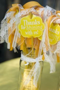 Yellow Sunshine Birthday PRINTABLE Party Favor Tags by lovetheday, $5.00