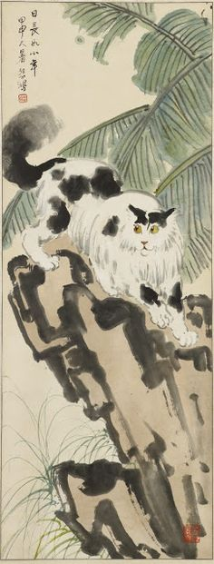 Xu Beihong (徐悲鴻; 1895~1953, Yixing, Jiangsu Province, China) was primarily known for his Chinese ink paintings of horses and birds and was one of the first Chinese artists to articulate the need for artistic expressions that reflected a modern China at the beginning of the 20th century.