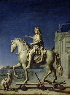 Transporte de la estatua ecuestre de Luis XIV.jpg