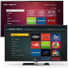 Everything You Love About Roku Built Into The New Roku TV. http://cablecuttersinfo.com/news/?p=258