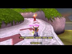 Image result for spyro 3 egg thief