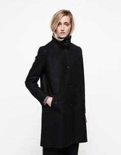 Solo Coat by Just Female