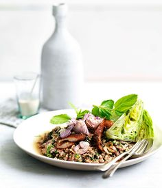 Larb ped (minced duck salad) I'm going to use chicken thighs for this instead of duck, which is very expensive.