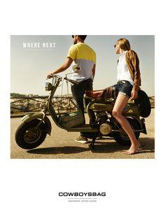 Cowboysbag | Where next? - Spring Summer 2015, Bag Moy 1585