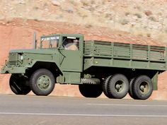 M35a2 - US Army...to go grocery shopping in!