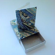 minibook in a matchbox