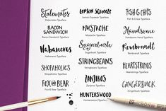 The Typographer's Toolbox by Nicky Laatz on @creativemarket