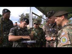 Adidos Militares de 18 países conhecem o SISFRON