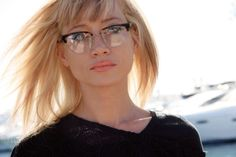 The bold Fulton from the ATELIER Opticals Collection: Spring/Summer 2014