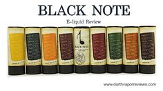 "Black Note: E-Liquid & ""The Notebook"" Review. http://www.darthvaporreviews.com/dvr/Black-Note-E-Liquid-The-Notebook-Review.html"