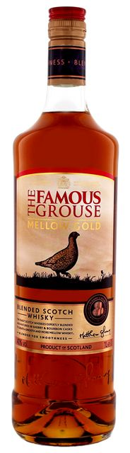 Famous Grouse Mellow Gold Blended Scotch whisky
