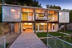 Dogbox: uma casa DIY premiada