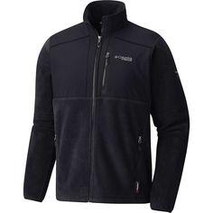Columbia Titanium Men's Titan Frost Fleece Jacket