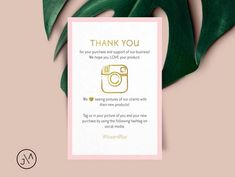 business thank you cards Business Thank You Notes, Small Business Cards, Business Card Design, Etsy Business Cards, Business Stickers, Printable Thank You Cards, Thank You Card Template, Thank You Tags, E Commerce