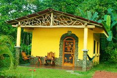 $65/night Rainforest Casita with Hot Springs Aguas Zarcas, Costa Rica