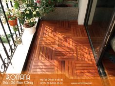 Wood Deck Tiles, Decking, Balcony, Garden, Outdoor, Home Decor, Outdoors, Garten, Decoration Home