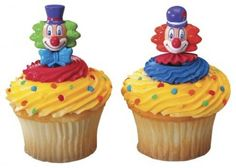 Cookie's Gourmet Cakes & Cupcakes: Carnival