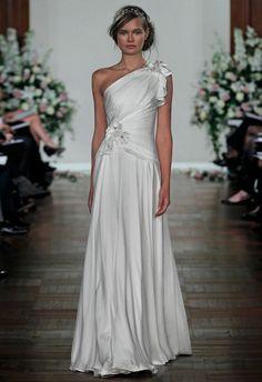 Bridal SS13 Catwalk - Jenny Packham