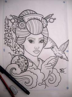 oriental tattoo | Tumblr