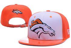 NFL Denver Broncos New Era Snapback Adjustable Hat Cap