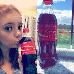 Lilly retweeted | @IISuperwomanII I love the #feelingsuper coke bottle