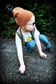 Asher -- hipster style