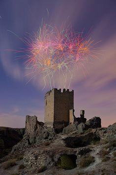 Spain Toledo Castillo de Oreja