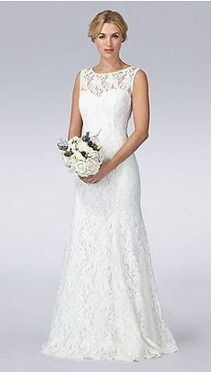 Debut - Ivory lace wedding dress