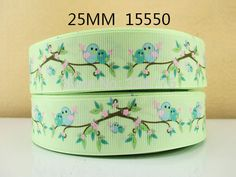 "(5yds per roll) 10Y15550 kerryribbon freeshipping 1"" grosgrain printed ribbon polyester diy headwear garment accessories ribbon-in Ribbons from Home & Garden on Aliexpress.com 