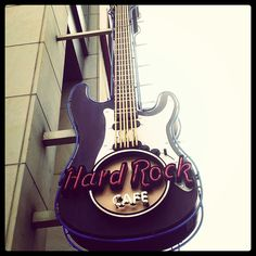 Hard Rock cafe Keulen